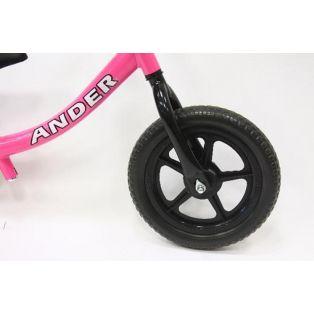 Беговел Ander AKB-1208 розовый
