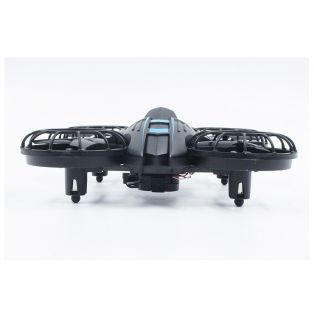 Квадрокоптер - Space Ship (Камера, передача видео по WiFi, удержание высоты - барометр)