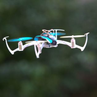 Квадрокоптер Blade Nano QX FPV BNF W/O Headset с системой стабилизации SAFE