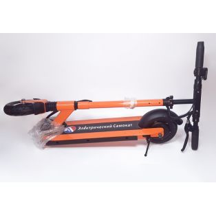 Электросамокат Monster Wheel E18 - Оранжевый