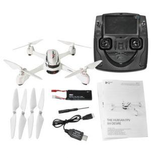 Квадрокоптер Hubsan X4 FPV H502S c GPS и Follow Me