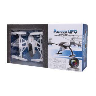 Квадрокоптер Pioneer UFO (Камера 2MP, Удержание высоты - Барометр)