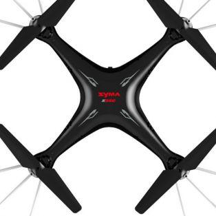 Квадрокоптер Syma X5SC RTF 2.4GHz с 6-ти осевым гироскопом и камерой (Headless)