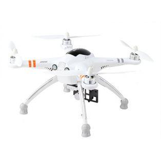 Квадрокоптер QR X350Pro FPV RTF (DEVO F7, 2D Gimble металлический, iLOOK)