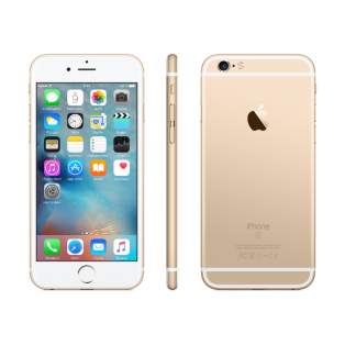 Apple Iphone 6 Plus 64gb Gold - восстановленный