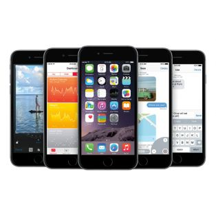 Apple Iphone 6 Plus 16gb Space Gray - восстановленный