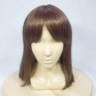 HM-162 # P5/6 - парик из натуральных волос