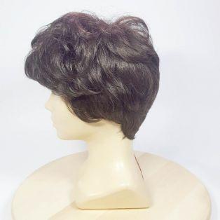 Парик из натуральных волос HM-163 # 6