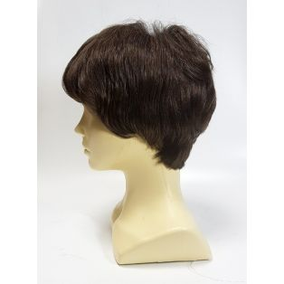 Парик из натуральных волос HM-160 # 6-2