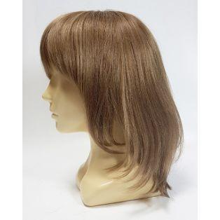 Парик из натуральных волос ручной работы JDH-044MONOHH # 12