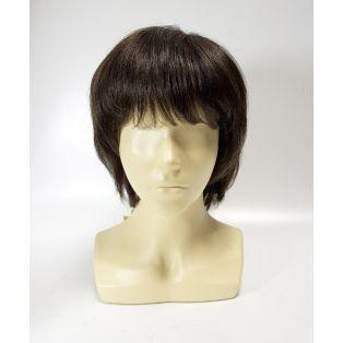 Парик из натуральных волос HHMO-908 # 4