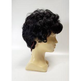 Парик из натуральных волос HM-146#1