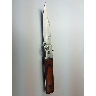Складной нож Stainless Steel Wood - 1