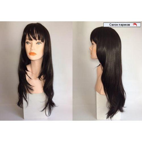 длинный парик из искусственных волос Fanlan+10