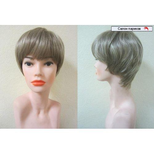 парик с короткой стрижкой искусственный 4407