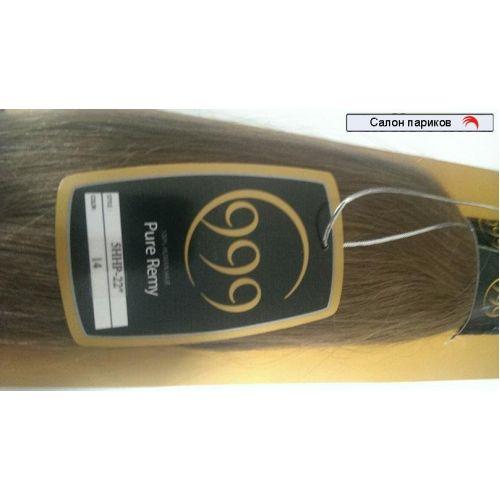 Натуральные волосы на заколках 999