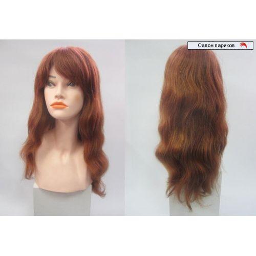 купить натуральный парик 100130 Mono (натурально-рыжий цвет)