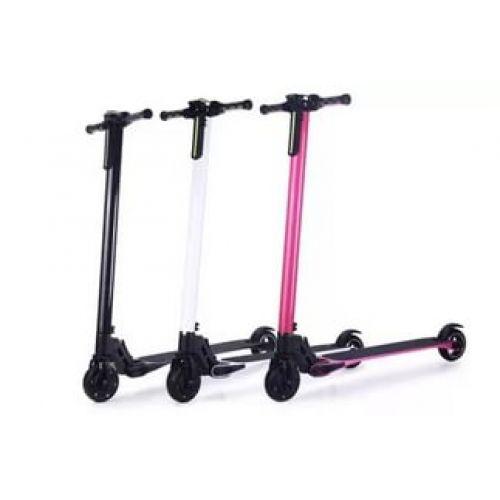 Электросамокат Jack Hot Carbon Fiber Scooter
