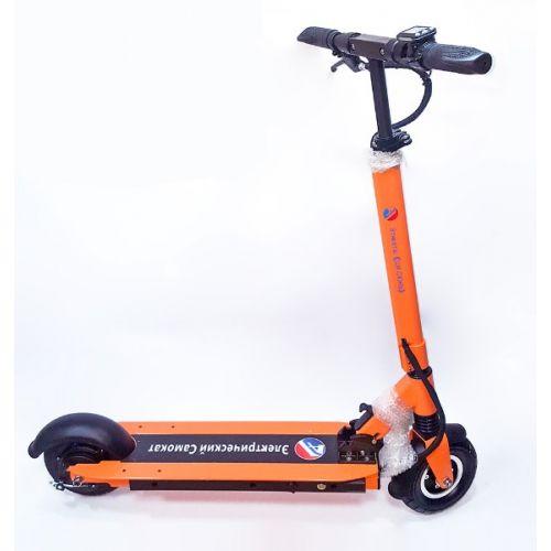 Электросамокат Monster Wheel E12 - Оранжевый