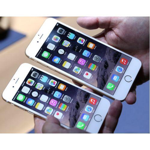 Apple iPhone 6 128GB Silver (белый) восстановленный