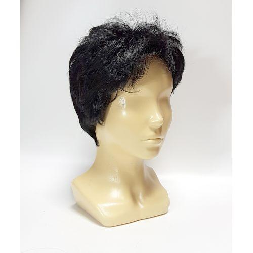Мужской парик с искусственными волосами E-1733A  # 1