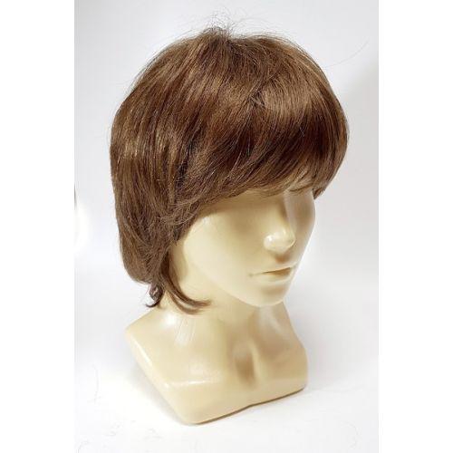 Парик из натуральных волос HM-159#P5/6
