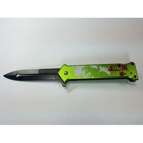 Складной нож Joker Green
