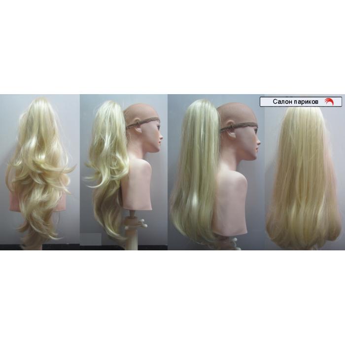 Купить хвост из волос 0355 А (на крабе)