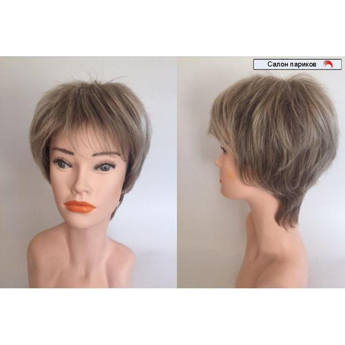 Короткий искусственный парик 7100