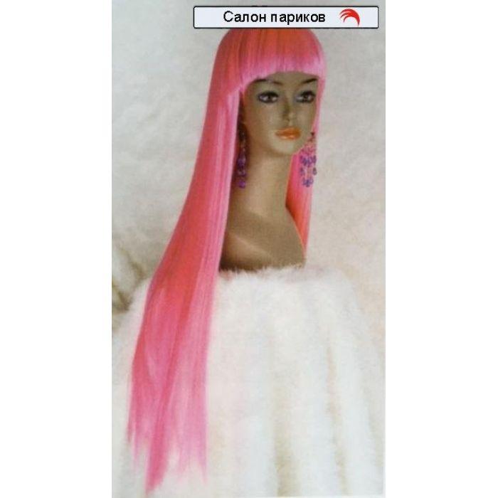 Длинный цветной парик с челкой 950А