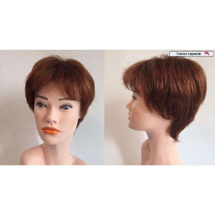 Короткий искусственный парик Tina