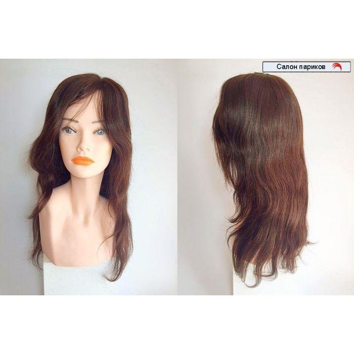 Элитные парики из натуральных волос 1402