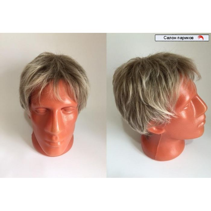 Мужской парик искусственный 7100 М