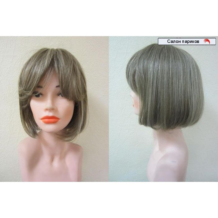 парик из натуральных волос НМ 157. Цена 11900 руб.