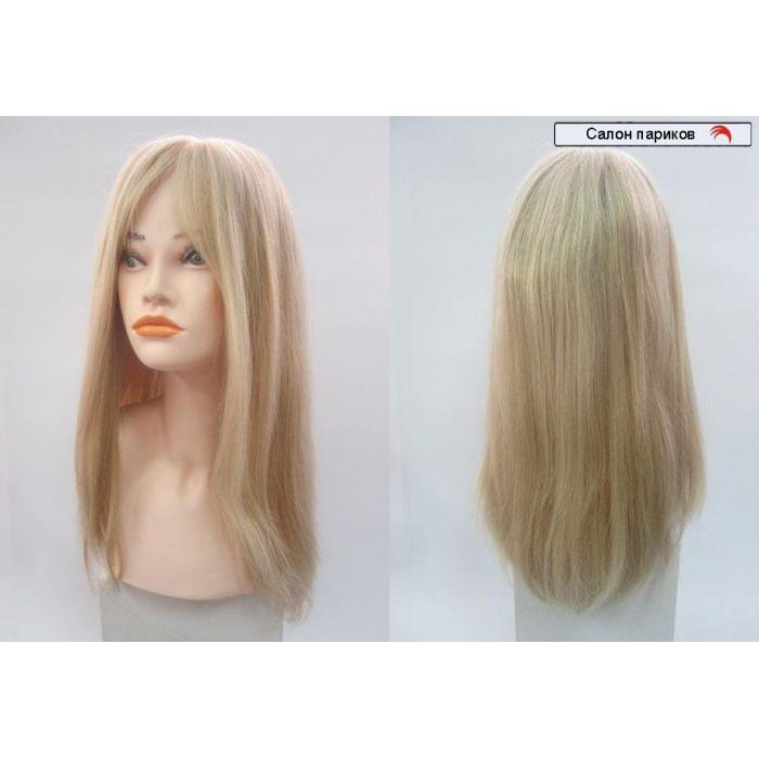 натуральный парик Violetta (цвет волос классический блонд)