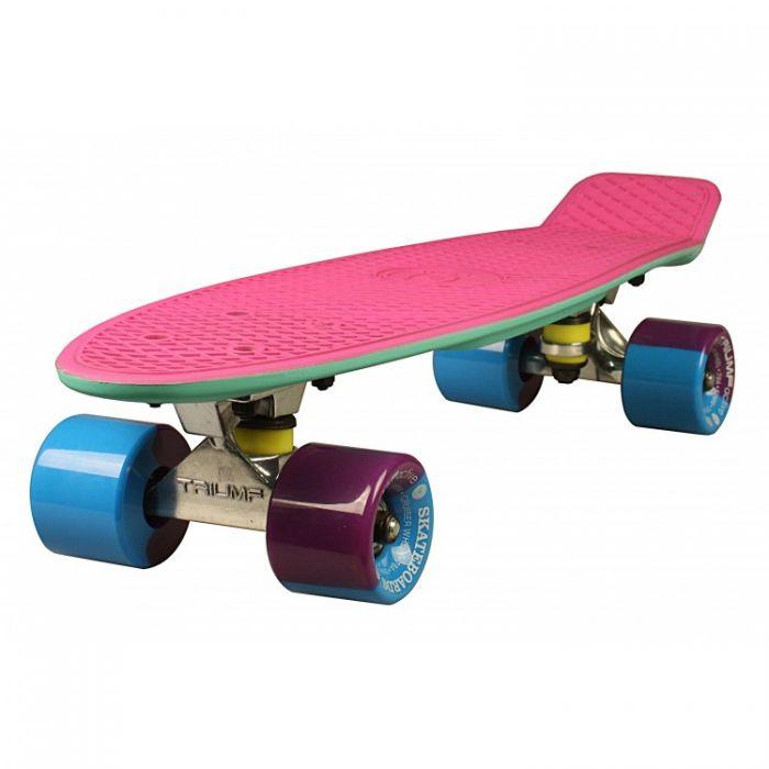 "Скейтборд Triumf Active 22"" TLS-401MR Glamour"