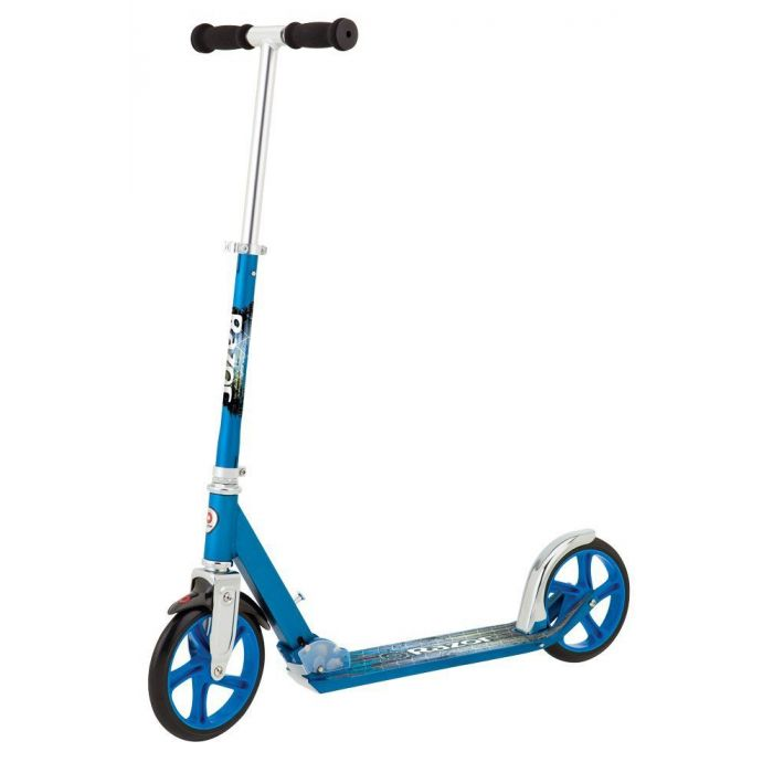 A5 Lux Scooter самокат Razor, синий