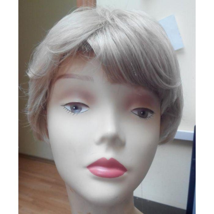 Натуральный парик с моновставкой 82316