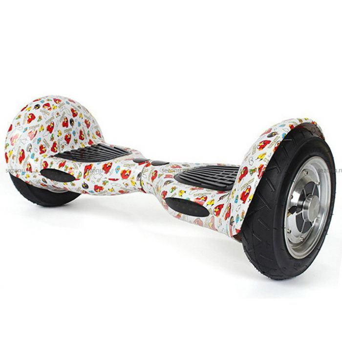 Гироскутер Smart Balance SUV Angry Birds