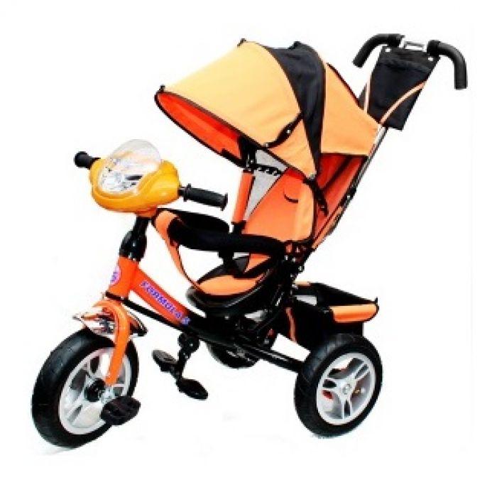 Детский велосипед F 700 оранжевый