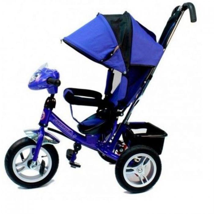 Детский велосипед F 700 синий