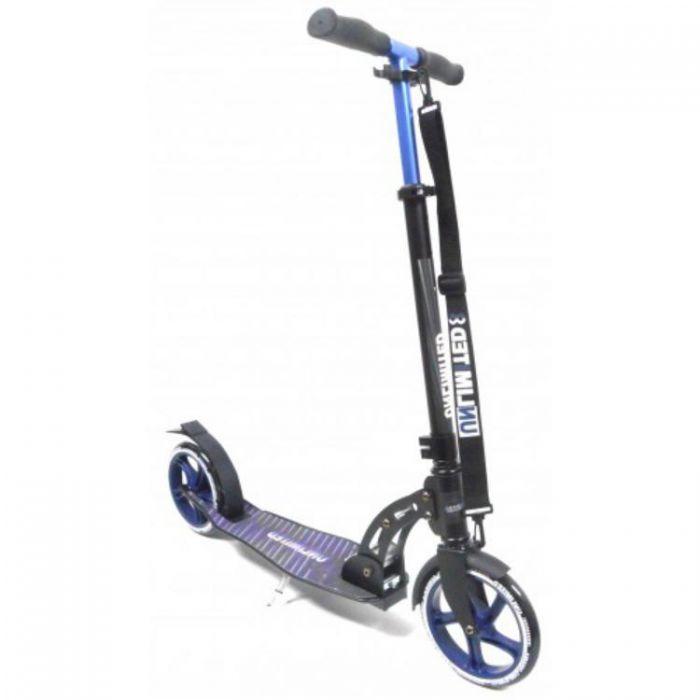 Самокат городской Unlimited  NL260-205 Blue