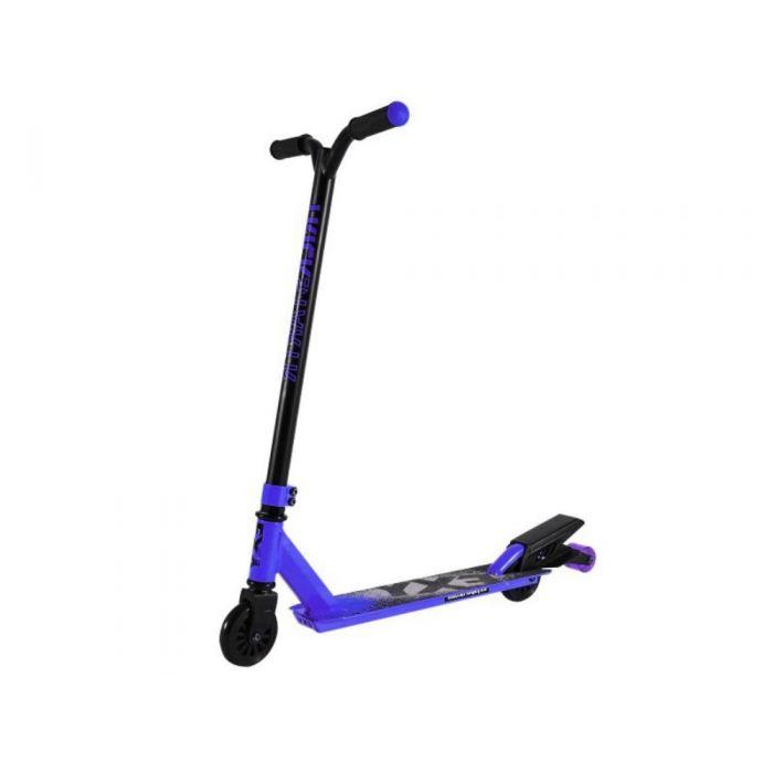 Трюковой самокат Y-Bike EXY  Thickstarter фиолетовый
