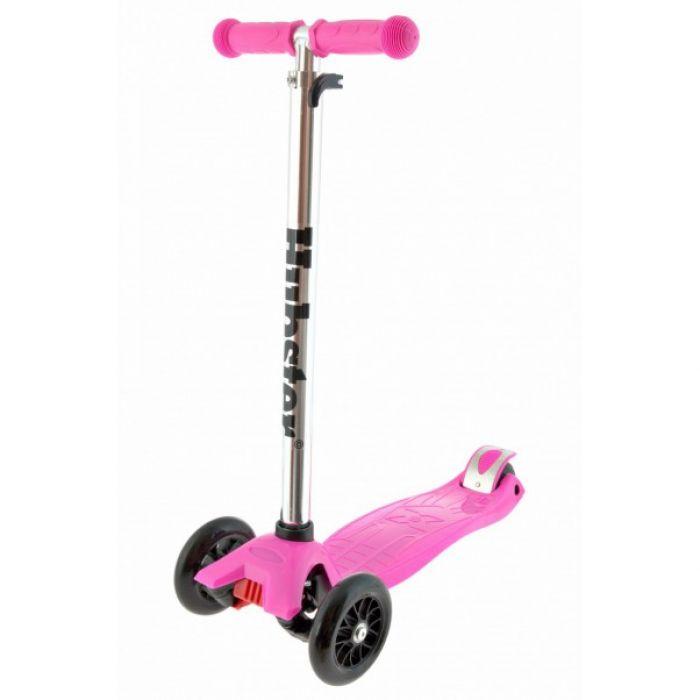 Самокат Kick Maxi розовый