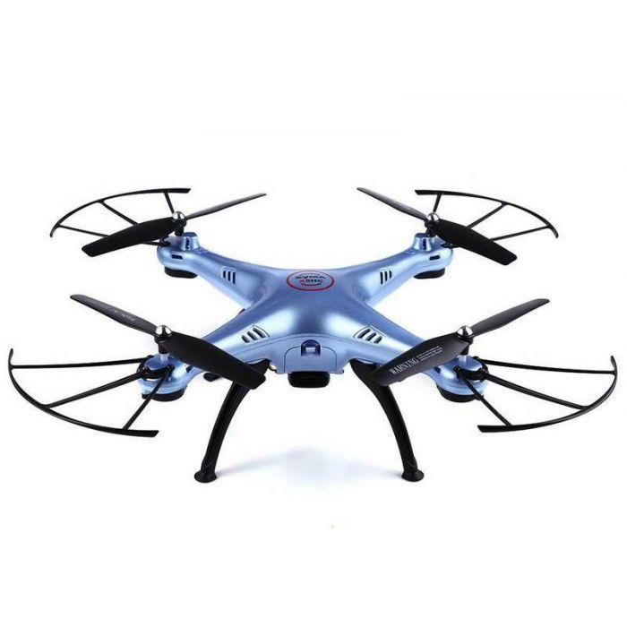 Квадрокоптер - Syma X5HC с видеокамерой 2.4GHz