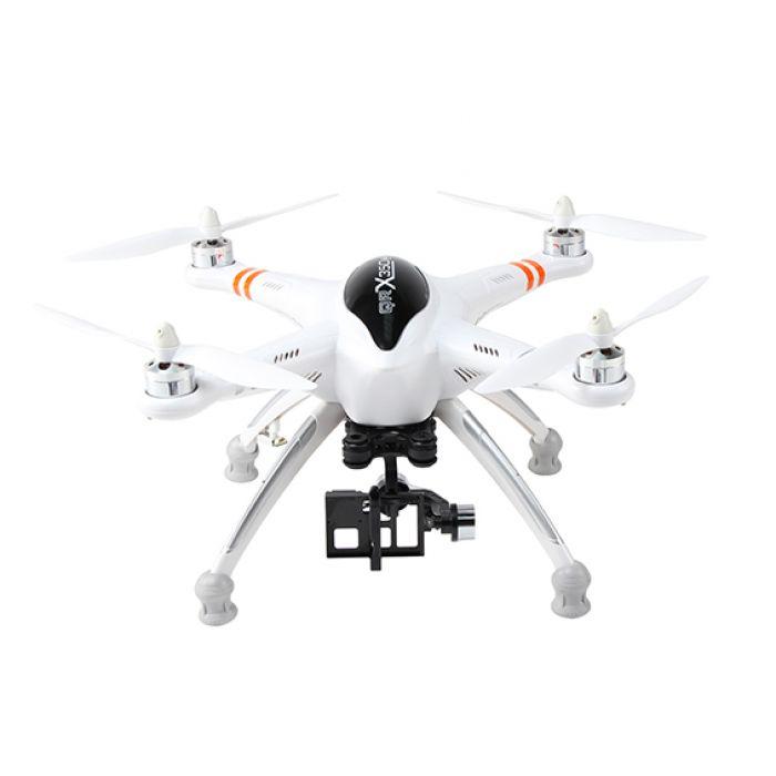 Квадрокоптер QR X350Pro FPV RTF (DEVO F7, 2D Gimble, /TX5803 OR 04/Gopro transform)