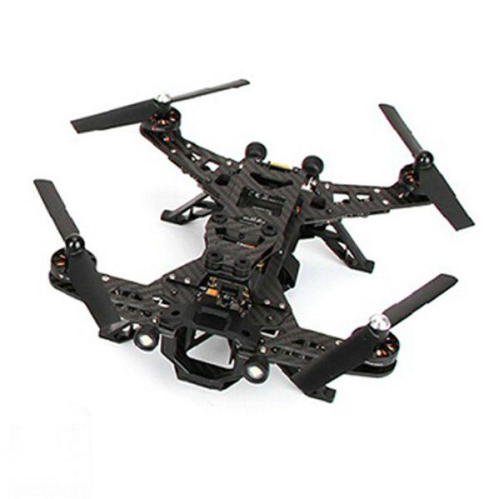 Квадрокоптер - Runner 250 Race Quadcopter RTF (DEVO 7, аккум. ,зарядка)