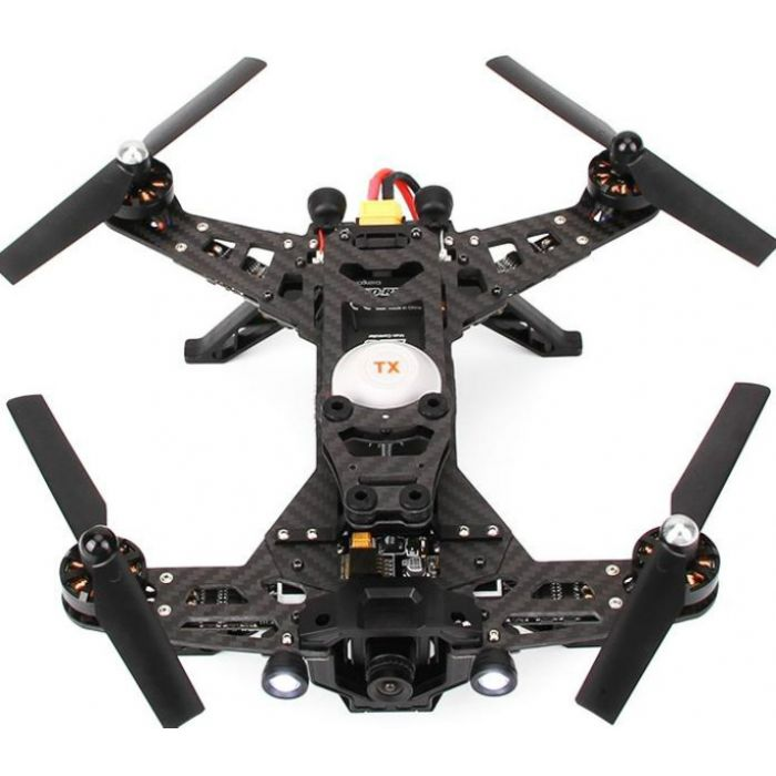 Квадрокоптер - Runner 250 Race Quadcopter RTF (DEVO 7, аккум ,зарядка, OSD, Очки)