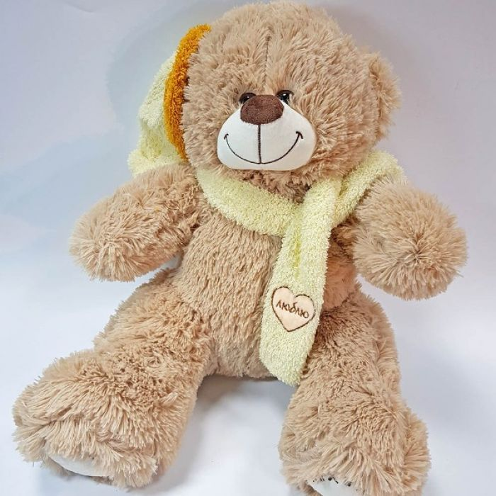Плюшевый медведь Сидди - 45 см