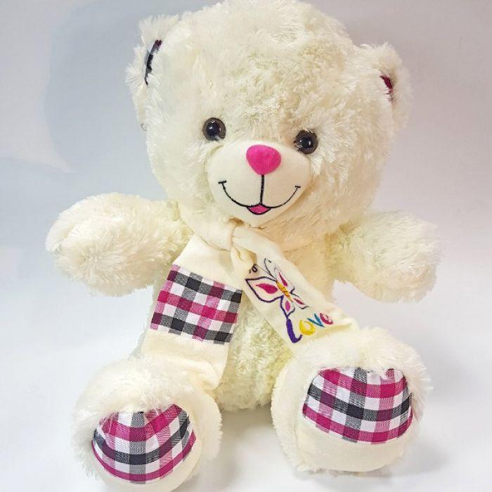Плюшевый мишка Брендон - 40 см